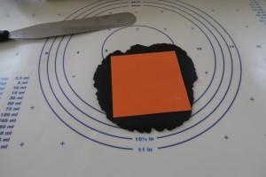 Gateau rubik's cube 8