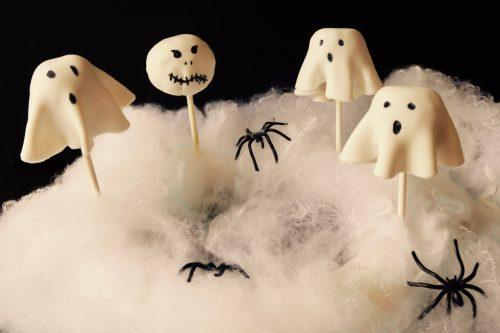 Cake pops monstrueusement bons pour Halloween